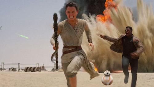 """""""Star war: The force awakens"""" đoạt Giải Phim xuất sắc nhất"""