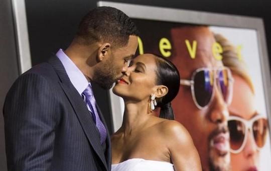 Will Smith và vợ