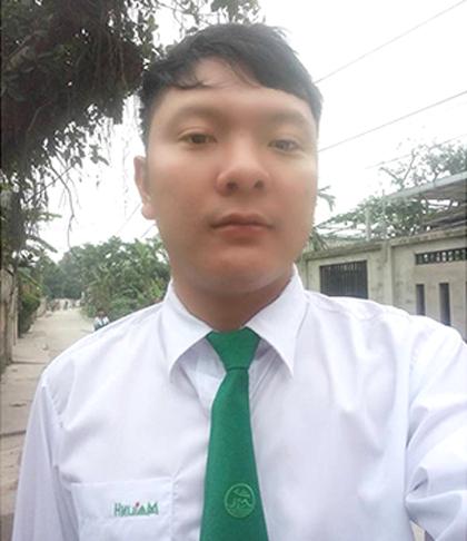 Tài xế Nguyễn Văn Tiến, nghi phạm sát hại nữ sinh viên làm giám thị kỳ thi tốt nghiệp THPT Quốc gia ở Hà Tĩnh