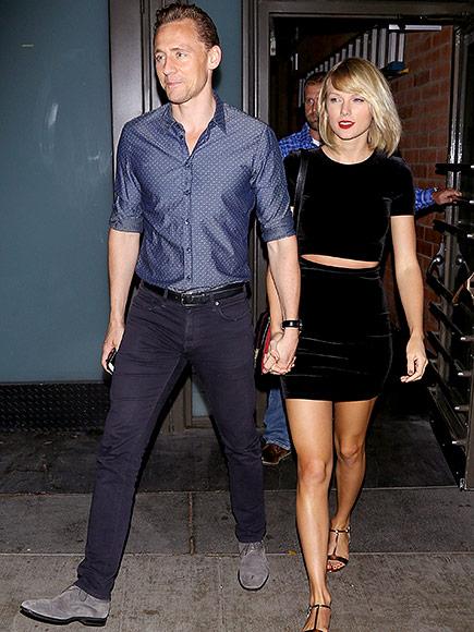 Taylor và Tom kết thúc chuyện tình 3 tháng