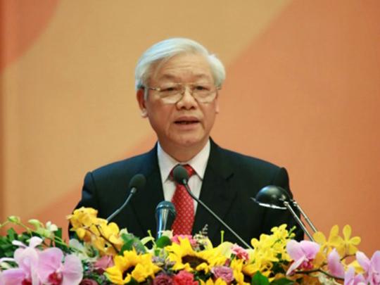 Tổng Bí thư Nguyễn Phú Trọng: Cuộc bầu cử diễn ra trong không khí dân chủ, bình đẳng, đúng pháp luật, an toàn
