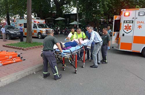 Tập huấn cấp cứu nạn nhân