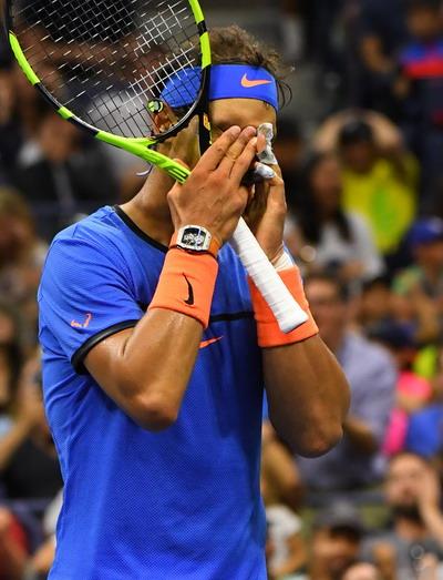 Thất vọng Nadal