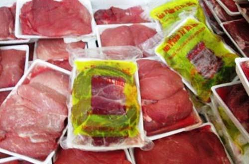 Cẩn trọng khi mua thịt đà điểu