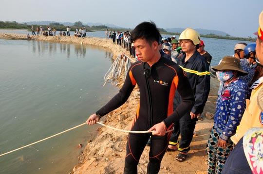 Vị trí xảy ra vụ đuối nước khiến 9 học sinh tử vong