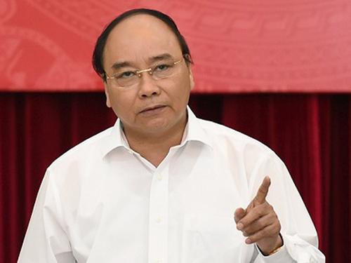 Thủ tướng Nguyễn Xuân Phúc chỉ đạo khẩn trương làm rõ nguyên nhân gây hiện tượng hải sản chết bất thường tại miền Trung, báo cáo ngay Thủ tướng Chính phủ biện pháp xử lý nghiêm vi phạm - Ảnh: VGP