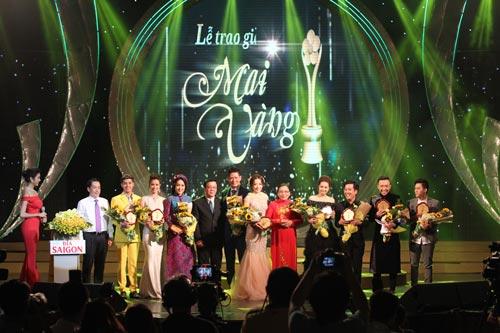 10 nghệ sĩ của năm được tôn vinh