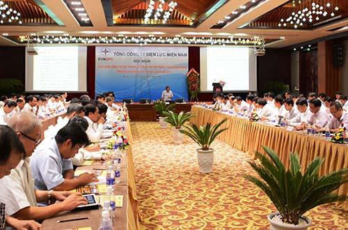Hội nghị giao ban công tác kỹ thuật và công tác an toàn điện 6 tháng đầu năm