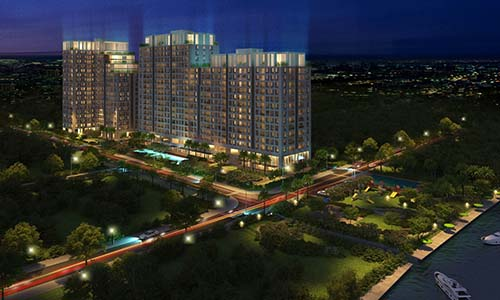 Đất Xanh công bố dự án Resort Opal Riverside