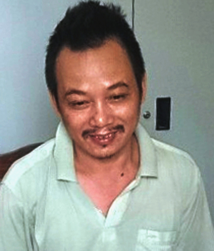Trong khi mây mưa với người tình, Nguyễn Trọng Lực đã chụp lại ảnh sex rồi đe dọa tống tiền
