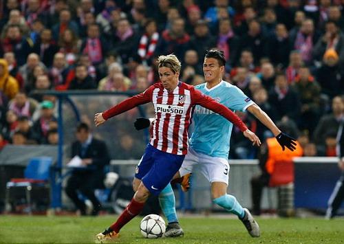 Fernando Torres bỏ lỡ vài cơ hội trước khung thành PSV