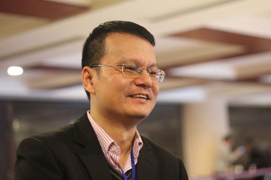 Ông Trần Việt Thái - Ảnh: Dương Ngọc