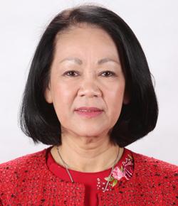 Bà Trương Thị Mai
