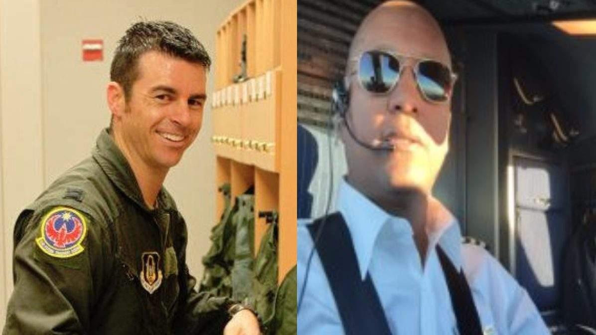 Brady Grebenc (trái) và Carlos Licona. Ảnh: Facebook/Linkedin