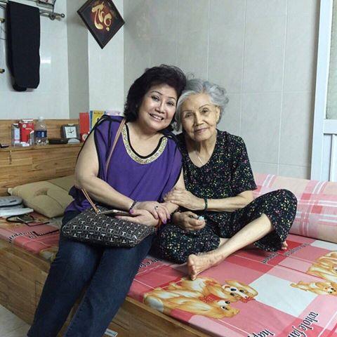 Phượng Liên đến thăm sầu nữ Út Bạch Lan