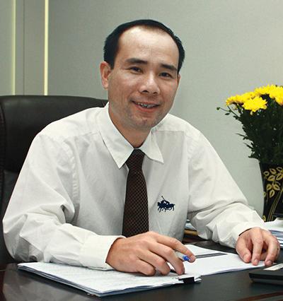 Ông Vũ Đức Thuận (nguyên ủy viên HĐQT, nguyên Tổng giám đốc PVC), là 1 trong 4 bị can bị khởi tố và bắt tạm giam trong vụ thua lỗ gần 3.300 tỉ đồng tại PVC