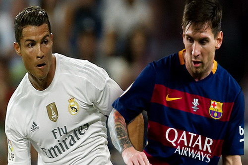 Messi - Ronaldo: Cuộc chiến không ngưng nghỉ giữa các siêu sao