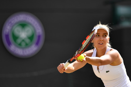 Elena Vesnina lần đầu vào bán kết Grand Slam
