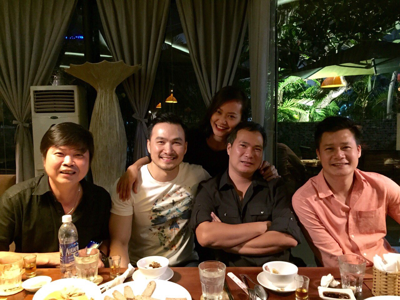 Quang Dũng và Việt Anh luôn là bạn của nhau