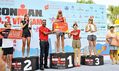 Vietjet chào đón vận động viên quốc tế đến Đà Nẵng