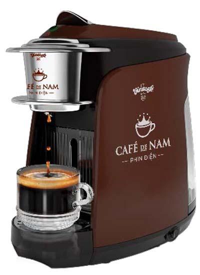 """Thưởng thức cà phê truyền thống với """"Phin Điện"""""""