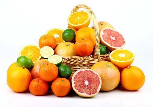 Cam chứa nhiều vitamin C rất tốt cho sức khỏe Ảnh: Topinfopost