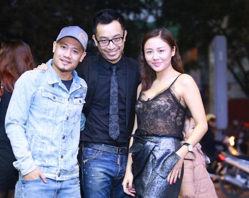 Bộ ba Nguyễn Đức Cường, Triệu Quang Huy và Văn Mai Hương