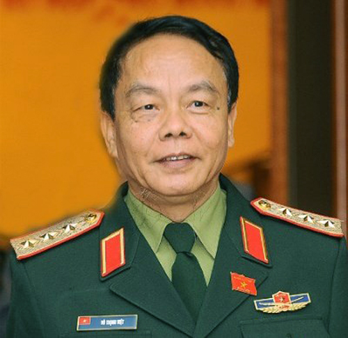 Thượng tướng Võ Trọng Việt