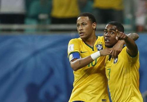 Vắng Costa, Olympic Brazil sẽ mất đi sức mạnh từ hai cánh