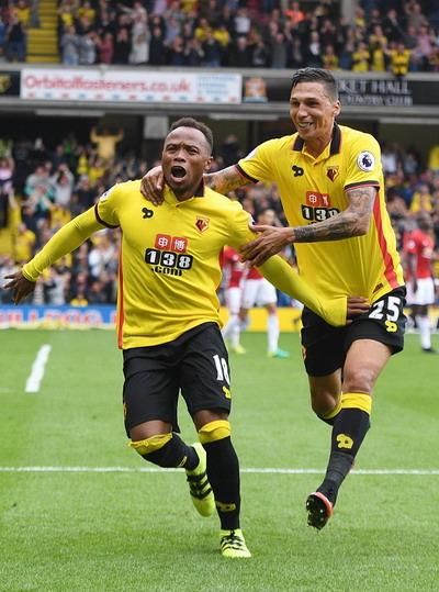 Zuniga và niềm vui chiến thắng của Watford