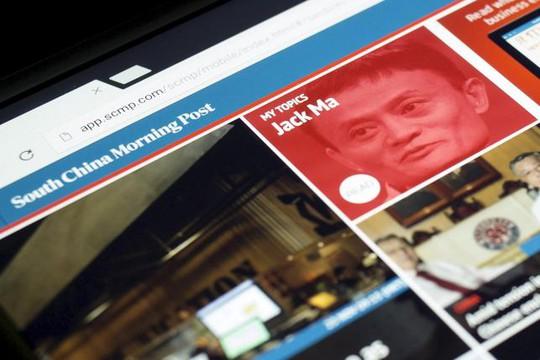 Alibaba mua lại báo SCMP của Hồng Kông. Ảnh: Reuters
