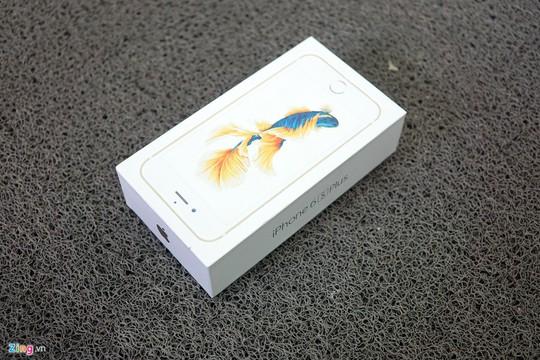 Cận cảnh chiếc iPhone 6S Plus nhái giá 2,9 triệu đồng