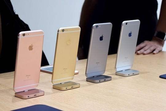 Màu Rose Gold của iPhone 6S Plus chỉ được bán với số lượng hạn chế trong