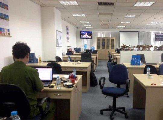 Bên trong công ty Thiên Việt