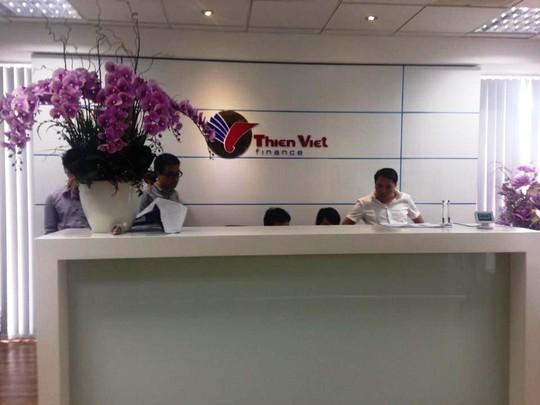 Công ty Thiên Việt chi nhánh TP HCM, nằm trên đường Lý Tự Trọng, quận 1, TP HCM