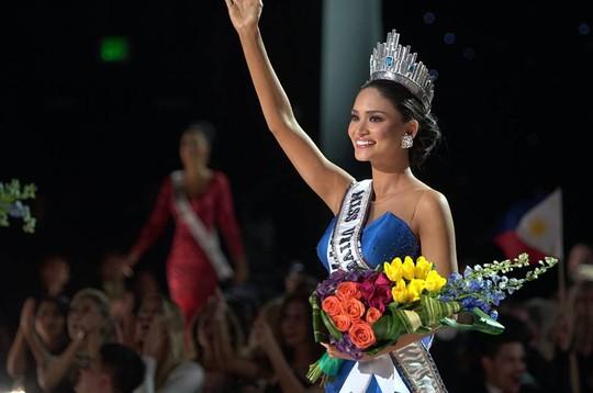 Và Philippines đăng quang
