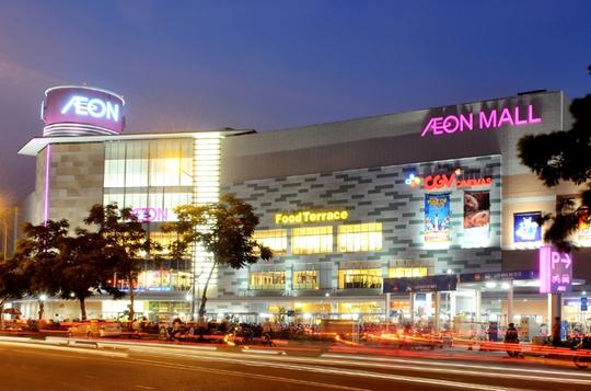 Siêu thị ngoại mọc đầy Sài Gòn