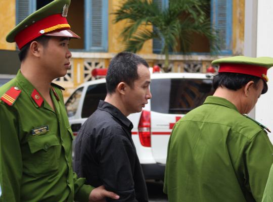 Bị cáo Trần Quốc Gia lãnh án tử hình