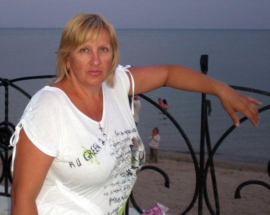 Bà Svetlana Zemlyanka. Ảnh: Daily Mail