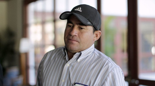 Hình ảnh ông Alvarenga hiện tại. Ảnh: REUTERS