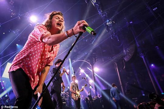 One Directions giờ còn 4 thành viên
