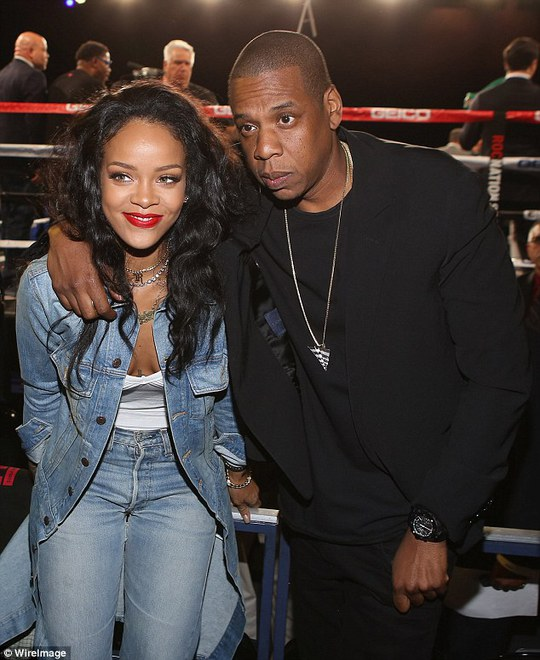 Jay Z và Rihanna