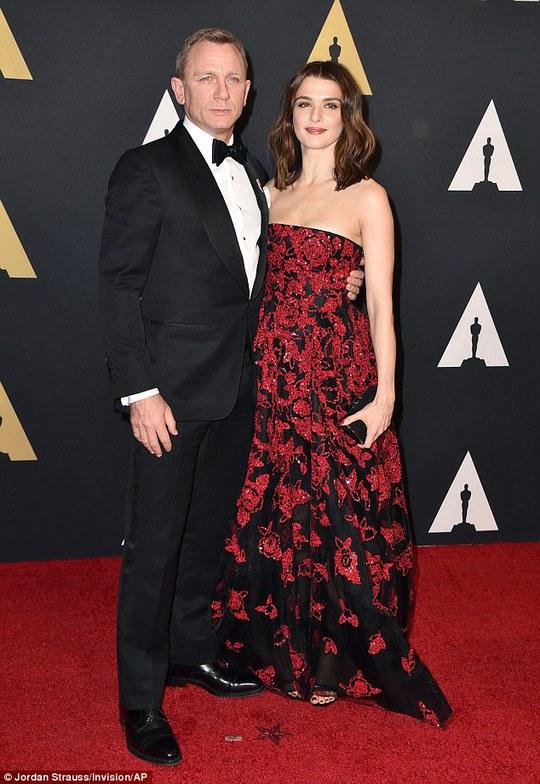 Vợ chồng James Bond Daniel đã có 4 năm mặn nồng