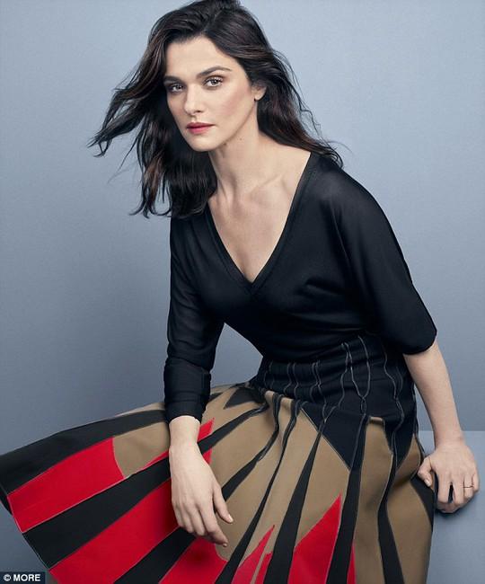 """Rachel Weisz trải lòng về hôn nhân với """"James Bond"""" Daniel Craig"""