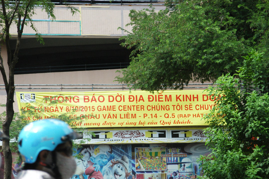 Những hộ kinh doanh cuối cùng ở Thuận Kiều Plaza đã dọn đi nơi khác, trả lại mặt bằng cho chủ đầu tư