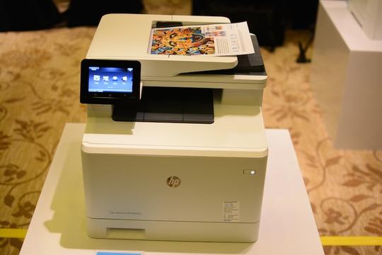 Máy in chống tấn công bằng mã độc từ HP