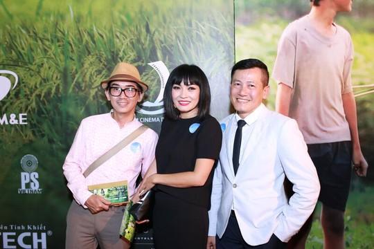 Minh Thuận, Phương Thanh tham dự ra mắt phim