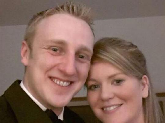 Cả hai chỉ vừa kết hôn khoảng 1 tuần trước đó. Ảnh: News Corp Australia