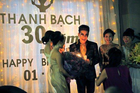 NS Thanh Bạch ước nguyện trong ngày sinh nhật