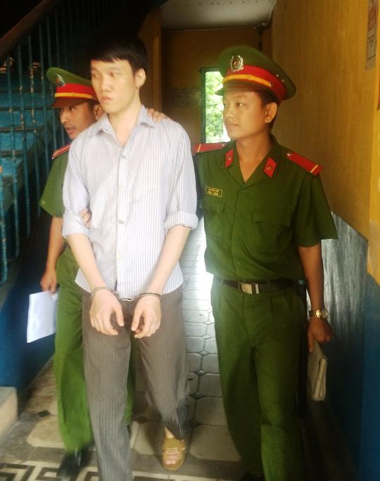 Bị cáo Nguyễn Văn Phú